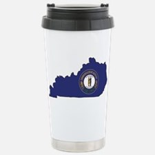 Kentucky Flag Travel Mug
