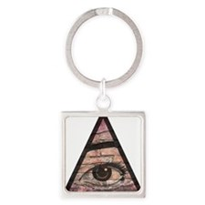 All Seeing Eye Keychains