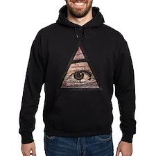 All Seeing Eye Hoodie