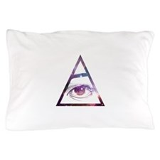All Seeing Eye Pillow Case