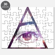 All Seeing Eye Puzzle