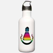 All Seeing Pyramid Water Bottle