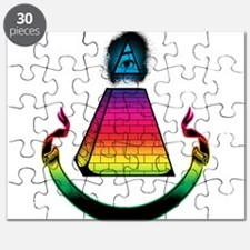All Seeing Pyramid Puzzle