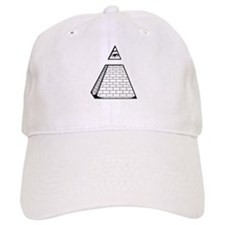 Pyramid Baseball Baseball Cap