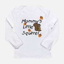 mommy_squirrel.BMP Long Sleeve T-Shirt
