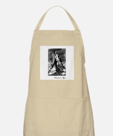 Rock of Ages BBQ Apron