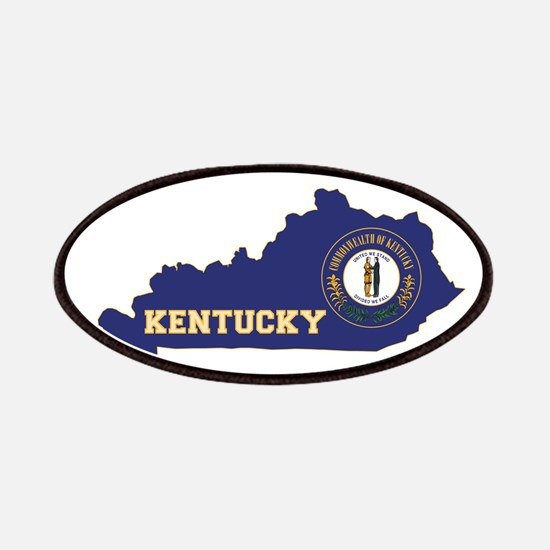Kentucky Flag Patches