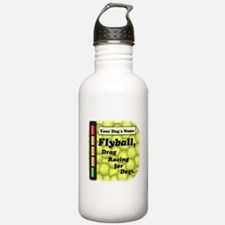 Flyball is Drag Racing for Dogs StainlessBottle 1L