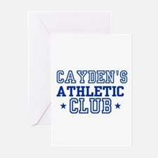 Cayden Greeting Cards (Pk of 10)