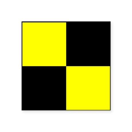 Nautical Flag Code Lima Sticker