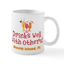 Merritt Island-Drinks Well Mug