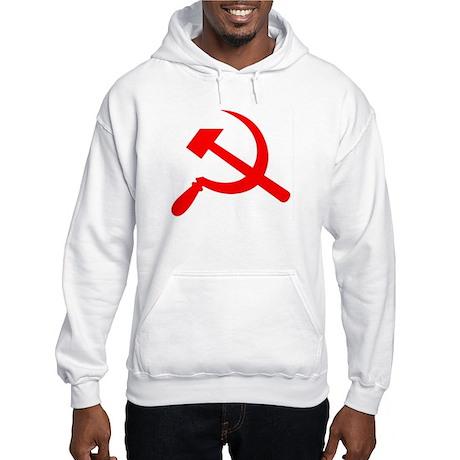 Communist Hooded Sweatshirt
