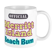 Merritt Island Beach Bum Mug