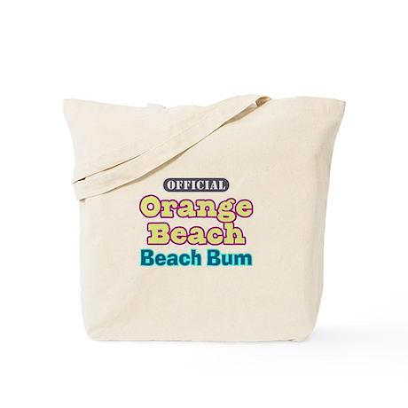 Orange Beach-Beach Bum Tote Bag