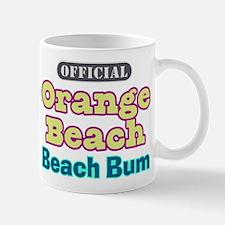 Orange Beach-Beach Bum Mug