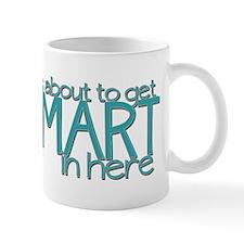 Smart In Here Small Mug