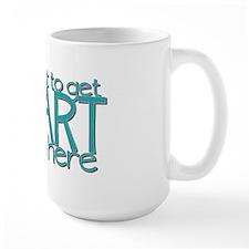 Smart In Here Mug