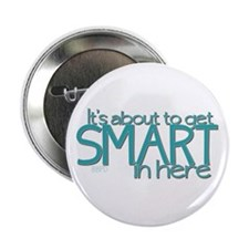 """Smart In Here 2.25"""" Button"""