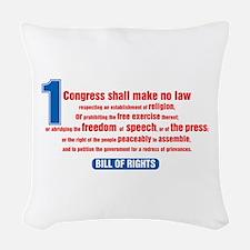 1FullTXTrwb_CPDark.png Woven Throw Pillow