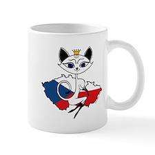 Czech Sexy Kitty Small Mug