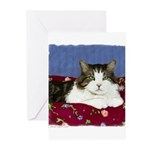 Cat Attitude Greeting Cards (Pk of 10)