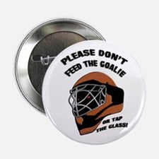 Don't Feed the Goalie Button