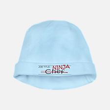 Job Ninja Chef baby hat