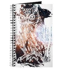 Cosmic Owl Journal