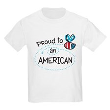 Proud to Bee an American T-Shirt
