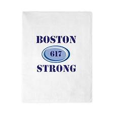Boston Strong 617 Twin Duvet