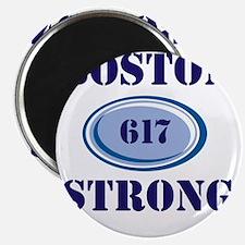 Boston Strong 617 Magnet