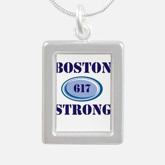 Boston Strong 617 Necklaces