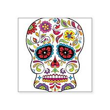 Day of the Dead - Sugar Skull Sticker
