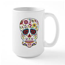 Day of the Dead - Sugar Skull Mug