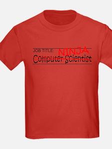 Job Ninja Computer Scientist T