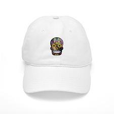 Day of the Dead - Sugar Skull Baseball Baseball Cap