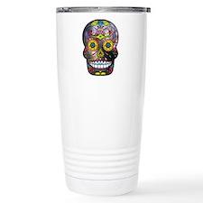 Day of the Dead - Sugar Skull Travel Mug