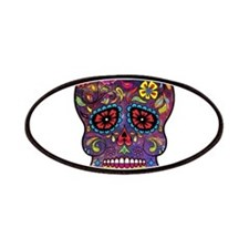 Festival Skull Patches