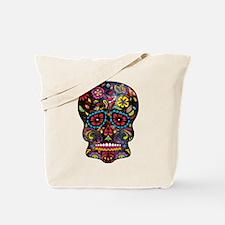 Festival Skull Tote Bag