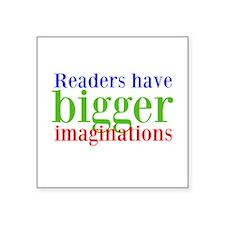 Imaginations Sticker