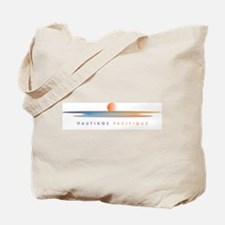 Nautikos Pacifique Tote Bag