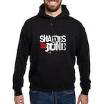 Red/Black Stamp Logo Shirt Hoodie