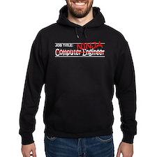 Job Ninja Computer Engineer Hoodie