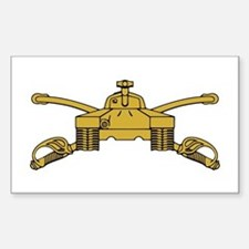 Armor Branch Insignia Decal