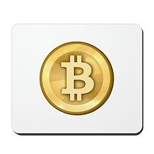 BitCoin Gold Mousepad