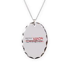 Job Ninja Designer Necklace