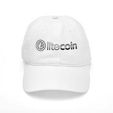 LiteCoin Banner Baseball Baseball Cap