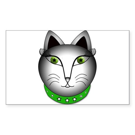 Kitty Katty Sticker