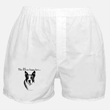 Boston Happy Face Boxer Shorts