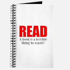 Terrible Waste Journal